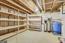Storage - 37575 CHARTWELL LN, PURCELLVILLE