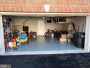 Finished Garage - 20344 CENTER BROOK SQ, STERLING