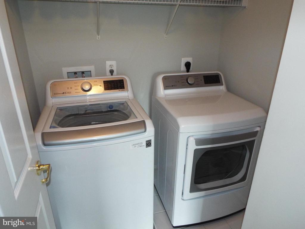 Laundry Room - 20344 CENTER BROOK SQ, STERLING