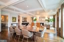 Casual Dining - 6303 BROAD BRANCH RD, CHEVY CHASE