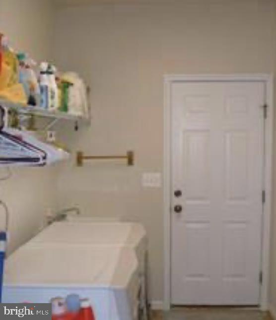 Laundry room - 11705 WILDERNESS PARK DR, SPOTSYLVANIA