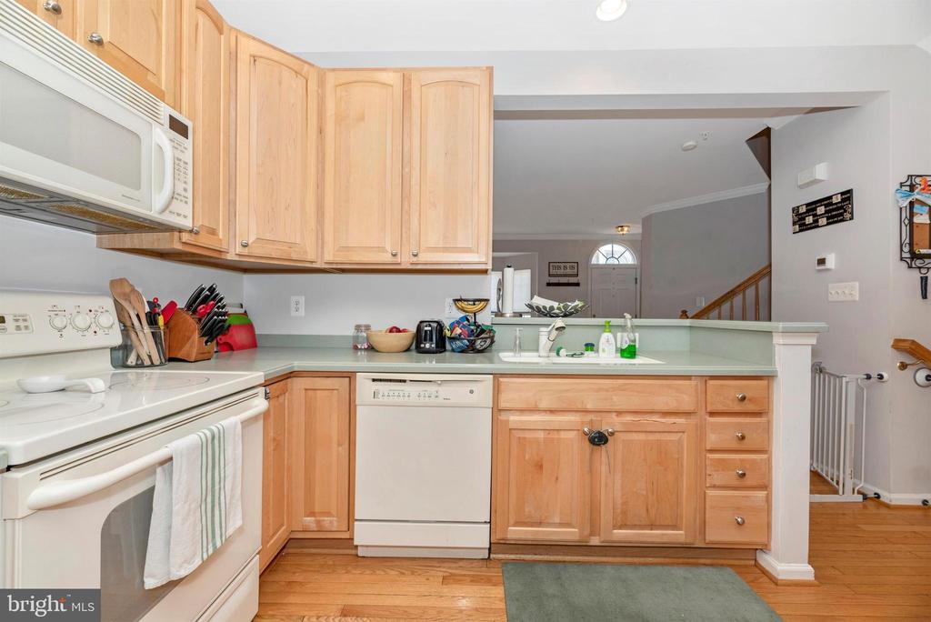 Kitchen - 25371 DAMASCUS PARK TER, DAMASCUS