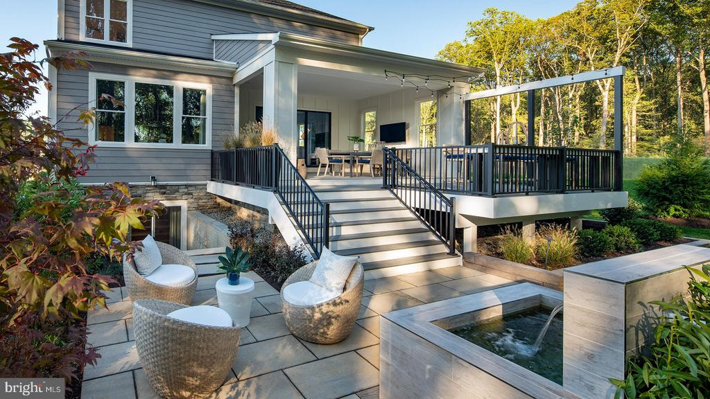 Rockledge OPTIONAL Outdoor Living Area - 3223 CAVALIER WOOD RD, ELLICOTT CITY