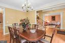 Eye-catching trim detail - 47285 OX BOW CIR, STERLING
