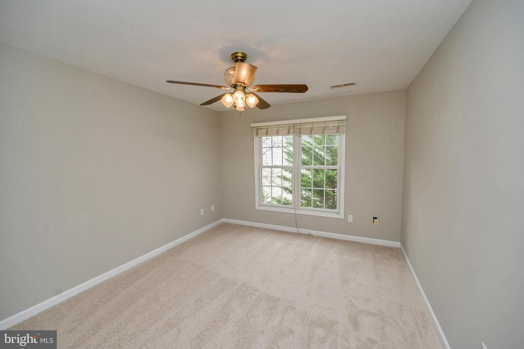 Spacious bedroom #3 freshly painted and carpeted - 1010 EASTOVER PKWY, LOCUST GROVE
