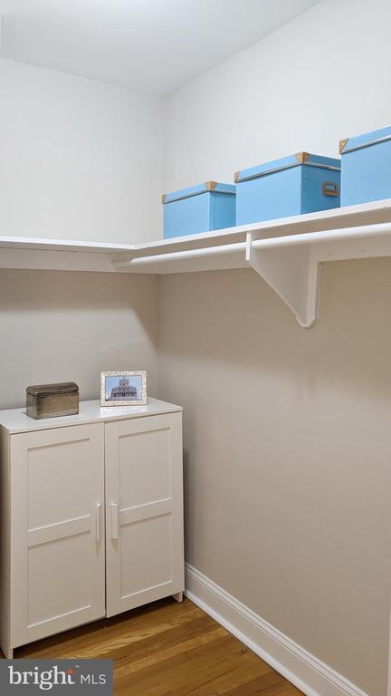Closet the size of a bedroom - 305 C ST NE #401, WASHINGTON