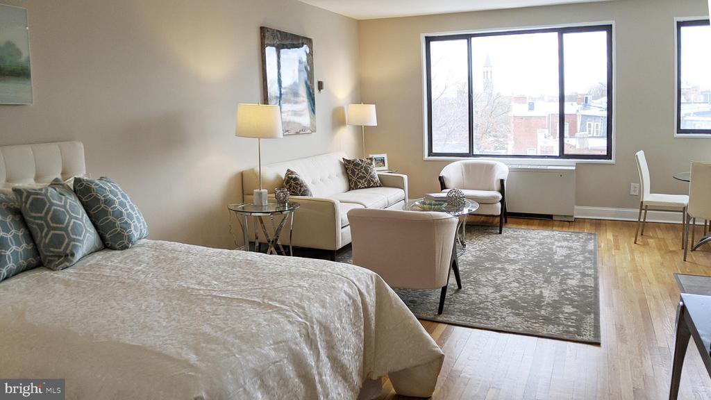 Bed, Murphy bed, sofa bed? - 305 C ST NE #401, WASHINGTON