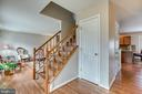 Beautiful Entry Way to welcome friends and family! - 4 MARKHAM WAY, STAFFORD