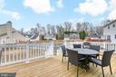 Large beautiful deck! - 4 MARKHAM WAY, STAFFORD