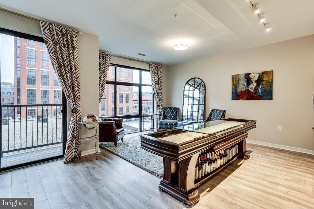 Incredible space with incredible natural light! - 911 2ND ST NE #406, WASHINGTON