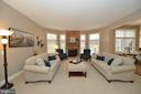Family Room with Fireplace - 36335 SILCOTT MEADOW PL, PURCELLVILLE