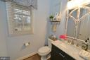 Main Level Powder Room - 36335 SILCOTT MEADOW PL, PURCELLVILLE