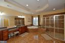 Luxurious Master Bathroom - 36335 SILCOTT MEADOW PL, PURCELLVILLE