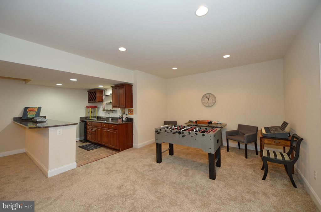 Game Area Open to Bar - 36335 SILCOTT MEADOW PL, PURCELLVILLE