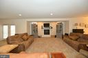 Lower Level Recreation Room - 36335 SILCOTT MEADOW PL, PURCELLVILLE