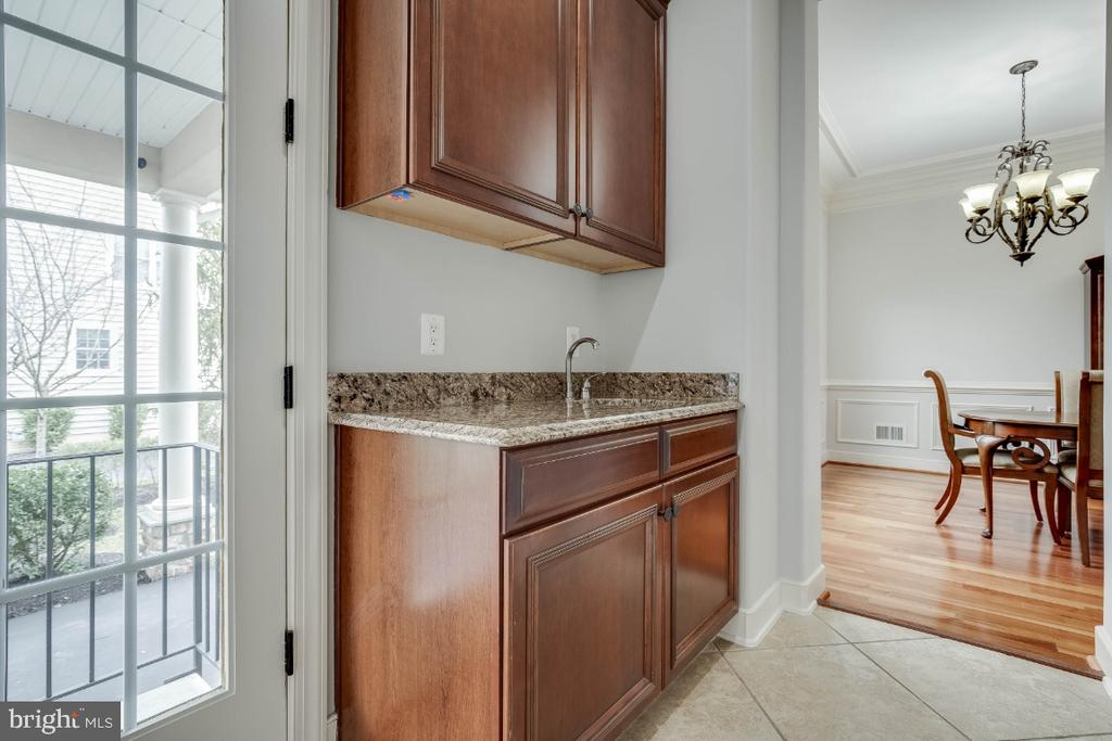 Butlers Pantry - 21883 KNOB HILL PL, ASHBURN