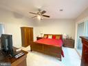 Master Bedroom - 11644 MEDITERRANEAN CT, RESTON