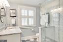 Hall Bathroom recently redone....beautiful! - 136 LAFAYETTE AVE, ANNAPOLIS