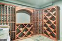 Wine cellar - 136 LAFAYETTE AVE, ANNAPOLIS