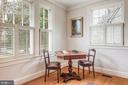 Room for a Game Table in your Living Room - 136 LAFAYETTE AVE, ANNAPOLIS