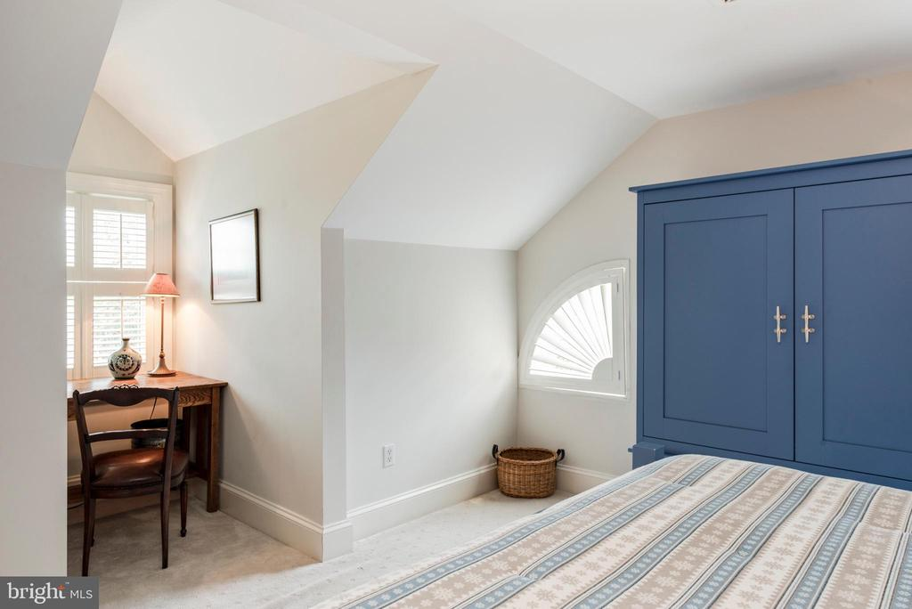 Charming nook....part of the old charm! - 136 LAFAYETTE AVE, ANNAPOLIS