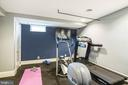 Exercise Room - 136 LAFAYETTE AVE, ANNAPOLIS