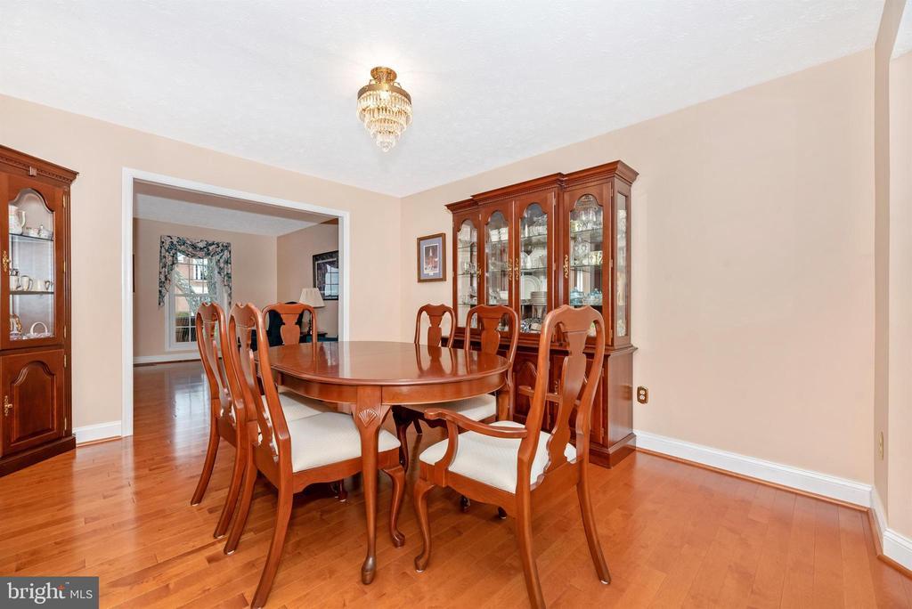 Dining Room - 10649 FINN DR, NEW MARKET