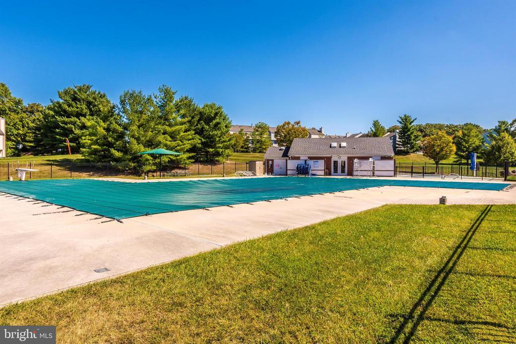 Community Pool - 10649 FINN DR, NEW MARKET
