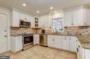 Eat-In Kitchen | Stainless Steel Appliances - 10419 GORMAN RD, LAUREL