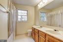 Full Bath - 10419 GORMAN RD, LAUREL