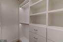 Lumigon LED Designed Closets - 917 S ST NW #2, WASHINGTON