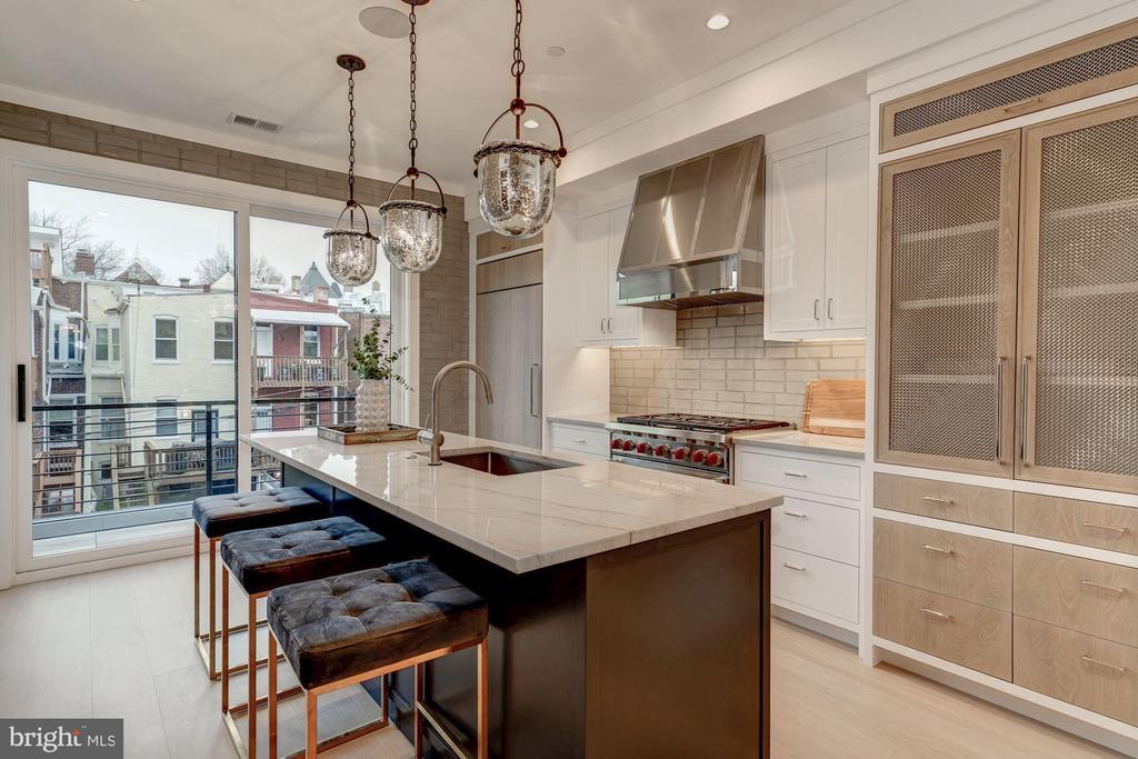 Bespoke Kitchen Finishes - 917 S ST NW #2, WASHINGTON