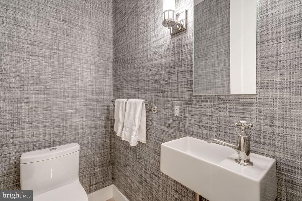 Sophisticated Wallpaper - 917 S ST NW #2, WASHINGTON