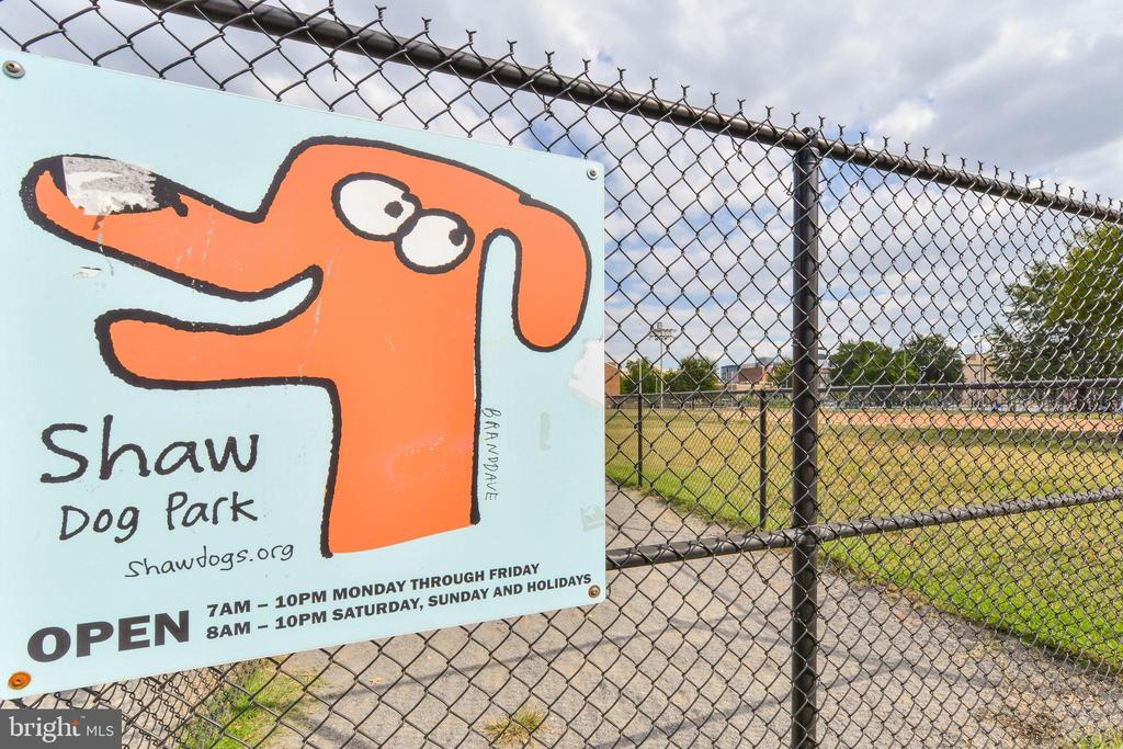Walkable to Shaw Dog Park - 917 S ST NW #2, WASHINGTON