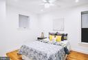 Master bedroom - 2701 HUME DR #PH3, SILVER SPRING