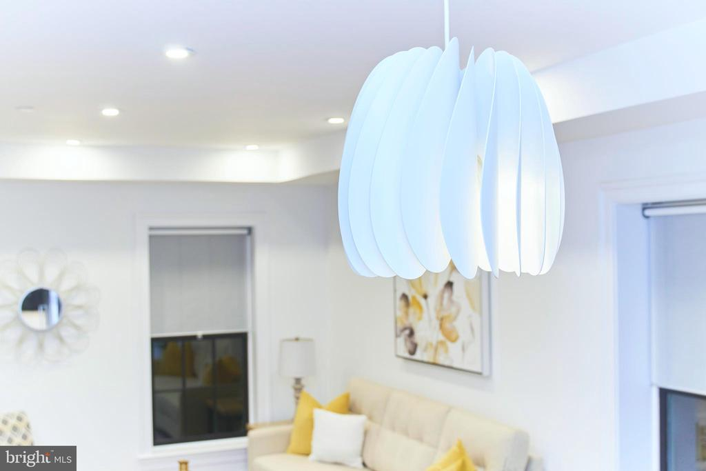 Contemporary Lighting - 2701 HUME DR #PH3, SILVER SPRING