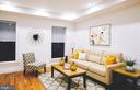 Living - 2701 HUME DR #PH3, SILVER SPRING