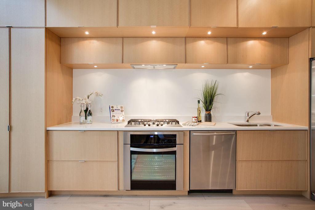 Your Kitchen - 1515 15TH ST NW #206, WASHINGTON