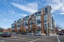 Front of the building - 1515 15TH ST NW #206, WASHINGTON