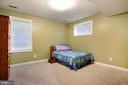 Lower Level Bedroom with Full Window - 47747 BRAWNER PL, STERLING