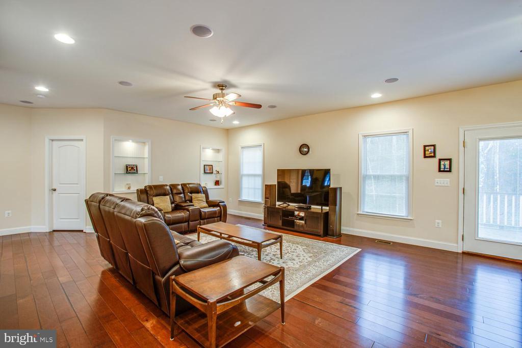 Family room - 2252 PARTLOW RD, BEAVERDAM