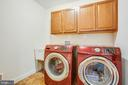 Upper-level laundry room - 2252 PARTLOW RD, BEAVERDAM