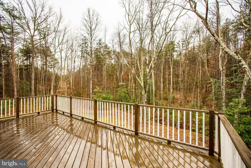 Look out onto your peaceful acreage - 2252 PARTLOW RD, BEAVERDAM