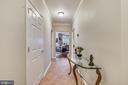 Entrance Foyer - 11775 STRATFORD HOUSE PL #303, RESTON