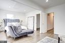 Master Bedroom  with Elegance  Personified - 5710 3RD PL NW, WASHINGTON