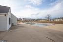 Community Pool right across the street - 9710 W MIDLAND WAY, FREDERICKSBURG