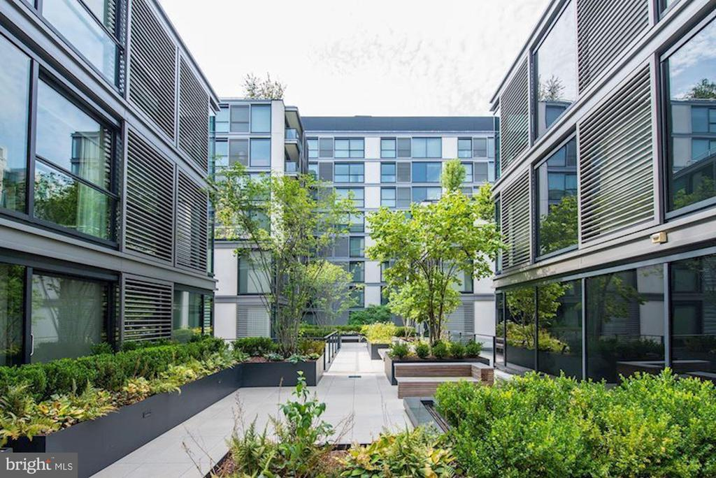 Resident garden - 920 I ST NW #502, WASHINGTON