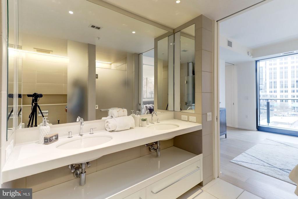 Master Bathroom - 920 I ST NW #502, WASHINGTON