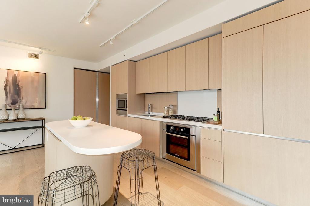Kitchen - 920 I ST NW #502, WASHINGTON