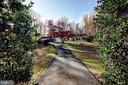 The Property has Circular Driveway - 10600 VICKERS, VIENNA